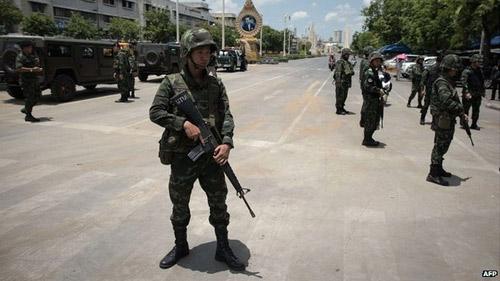 Mỹ trừng phạt Thái Lan sau khi quân đội đảo chính - 1