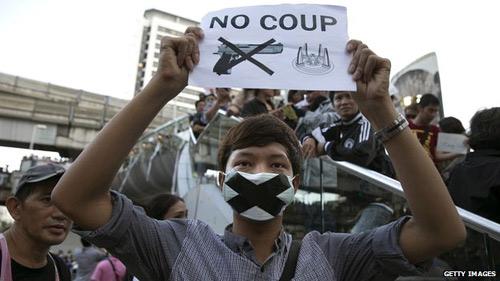 Mỹ trừng phạt Thái Lan sau khi quân đội đảo chính - 2