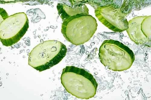 Thực phẩm bổ sung nước cho cơ thể ngày nắng nóng - 1