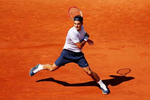 Nadal bình thản, Federer tự tin về nhánh đấu - 2