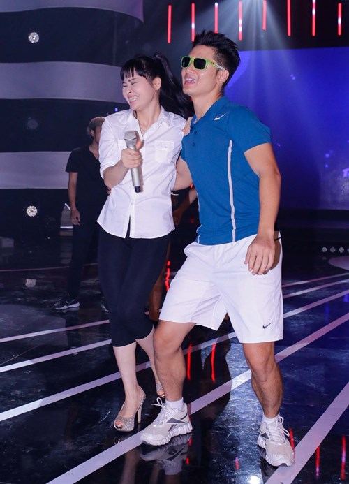 Đoan Trang tái xuất sau 2 tháng sinh con - 7