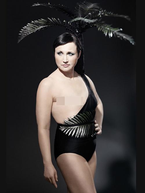 Ngỡ ngàng trước ảnh bikini của phụ nữ bị ung thư vú - 6