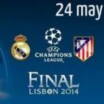Bóng đá - Real – Atletico: Đêm định mệnh ở Lisbon