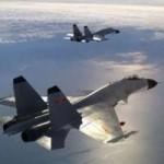 Tin tức trong ngày - Chiến đấu cơ TQ vờn sát máy bay Nhật trên biển