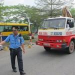 Tin tức trong ngày - Thanh tra giao thông được dùng súng?