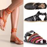 Thời trang - Những mẫu sandal không nên bỏ qua Hè này