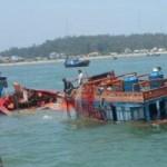 Tin tức trong ngày - Tàu cá Lý Sơn bị tàu lạ đâm chìm, 2 ngư dân gặp nạn