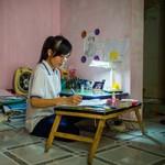 Bạn trẻ - Cuộc sống - Cô gái Việt lên báo nước ngoài nhờ nghị lực phi thường