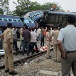 Tin tức trong ngày - Ấn Độ: Tàu hỏa đâm nhau, ít nhất 40 người chết