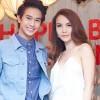 """Yến Trang diện """"cây trắng"""" bên hot boy Thái Lan"""
