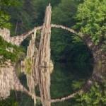 Phi thường - kỳ quặc - Ngỡ ngàng trước 6 cây cầu độc đáo