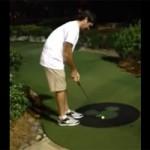 """Thể thao - Cú đánh """"kinh điển"""" của tay golf số 5 thế giới"""