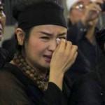 Ca nhạc - MTV - Thanh Lam nức nở trong đám tang cha