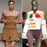 Thời trang - Những bộ trang phục thách đố người ngắm