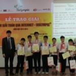 Công nghệ thông tin - Ứng dụng CNTT trong cuộc thi ViOlympic