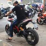 Ô tô - Xe máy - Vua đường phố Ducati Hypermotard 821 ở Sài Gòn