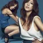 Thời trang - Sao Hàn luồn tay trong áo đầy khiêu khích