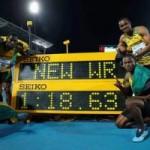 Thể thao - Không Usain Bolt, Jamaica vẫn phá kỷ lục thế giới