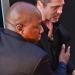 Phim - Brad Pitt bị phóng viên tấn công