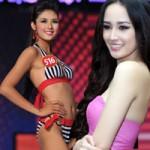 Làm đẹp - 3 hoa hậu Việt từ đen nhẻm sang trắng nõn