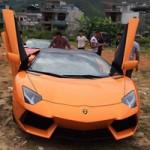 Ô tô - Xe máy - Lamborghini Aventador mui trần đầu tiên xuất hiện ở Việt Nam