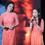 """Ca nhạc - MTV - Con gái út Mỹ Linh """"gây sốt"""" màn ảnh nhỏ"""