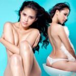 Thời trang - Phan Như Thảo khỏa thân khoe dáng ngọc