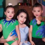 Ca nhạc - MTV - Trà Ngọc Hằng lộng lẫy làm MC