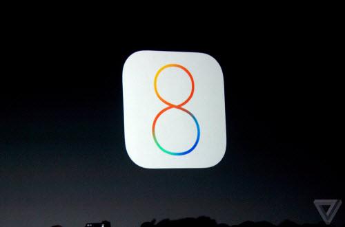 Apple ra mắt iOS 8 và Mac OS X Yosemite - 1