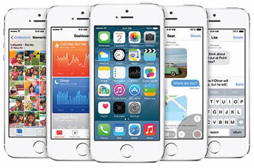 Apple ra mắt iOS 8 và Mac OS X Yosemite - 5