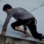 An ninh Xã hội - CS truy bắt kẻ tẩm xăng đốt nhà như phim hành động