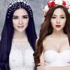 Nao lòng ngắm mỹ nhân Việt hóa cô dâu xinh đẹp