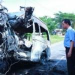Tin tức trong ngày - Đưa thi thể người VN bị tai nạn ở Thái Lan về quê nhà