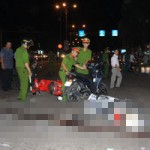 Tin tức trong ngày - Đà Nẵng: Va chạm xe máy, một phụ nữ chết thảm