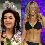 Làm đẹp - Những hoa hậu gây thất vọng vì kém sắc