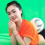 Bóng đá - Các thiếu nữ Việt sôi động cùng World Cup 2014