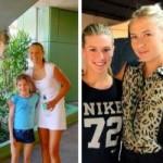 Thể thao - Bouchard đối đầu thần tượng Sharapova