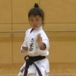 Thể thao - Võ sỹ karate siêu nhí gây sốt