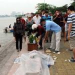 Tin tức trong ngày - Tìm thấy nạn nhân mất tích trong vụ lật thuyền ở Hồ Tây