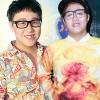Trung Quân Idol tự may đồ để tránh hàng nhái