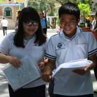 Đáp án, đề thi THPT 2014 chính thức của Bộ GD&ĐT
