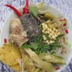 Ẩm thực - Nhớ canh cá ngát nấu bần