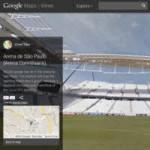 Công nghệ thông tin - Ngắm 12 sân bóng của World Cup 2014 qua Google Maps