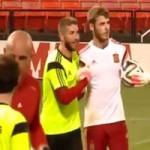 Bóng đá - Ramos hạ gục De Gea bằng Panenka