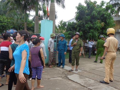 Cháy lớn ở Bắc Giang, hơn 1.000 công nhân tháo chạy - 4