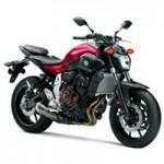 Ô tô - Xe máy - Công bố giá mô tô Yamaha FZ-07 mới