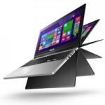 Thời trang Hi-tech - ASUS ra mắt laptop dùng màn hình xoay 360 độ