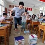 Tin tức trong ngày - Sự kinh hoàng của kỳ thi đại học ở Trung Quốc