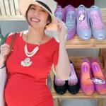 Thời trang - 300 ngàn đồng, mẹ bầu đã có giày đẹp!