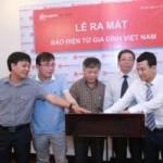 Tin tức trong ngày - Chính thức ra mắt báo điện tử Gia đình Việt Nam